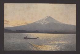 1910 - BELLISSIMA Alto Spessore - Via Siberia To Svitzerland - Yokohama
