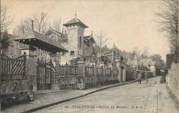 VILLENNES SUR SEINE ROUTE DE MEDAN 91 - Villennes-sur-Seine