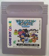 Game Boy Color Japanese : Dragon Quest Monsters: Terry No Wonderland DMG-ADQJ-JPN - Nintendo Game Boy