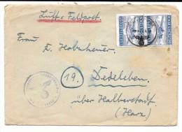 SOBRES ALEMANIA  //  ALEMANIA  IMPERIO - Alemania