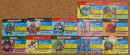 Penguin No Mondai : 12 Cards - Trading Cards