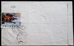 CHINA CHINE1972 SHANG  TO SHANGHAI COVER - 1949 - ... Volksrepublik