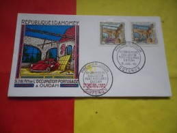 DAHOMEY (1962) Fin De L'occupation Portugaise A OUIDAH - Benin - Dahomey (1960-...)