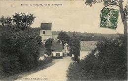 Environs De Licques - Vue De Clerques - France