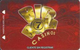 Big Bola Mexican Casino Card - Casino Cards