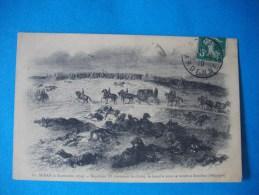 SEDAN  -  08  -  Napoléon III Traversant Le Champ De Bataille Pour Se Rendre à Bouillon  -  Ardennes - Sedan