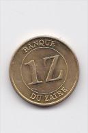 1 ZAIRE -1987 - Zaïre (1971-97)