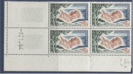 N° 1391 Cote D´Azur Varoise 0,50 F -  Date 09-01-64 - 1960-1969