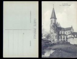 3560   L'église De Quèzac    N°-48460 - Non Classés