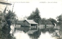 N°479436 -cpa Alençon -vue Sur La Sarthe- - Alencon