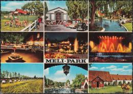 Belgien - La Panne - Meli-Park - Cars - Volvo - Nice Stamp - De Panne