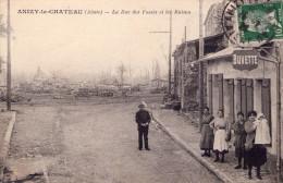 Anizy Le Chateau : Rue Des Fossés - France