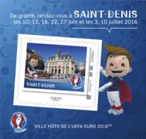 """France 2016 - Collector """"Euro Foot"""" (ville Hôte Saint-Denis) - Collectors"""