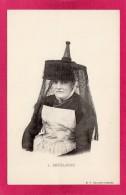 Ain, Saône-et-Loire, Jura, Coiffe Bressanne, Précurseur, (B. F., Chalon-sur-Saone) - Costumes