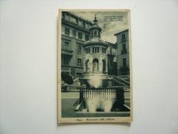 Acqui - Monumento Della Bollente - Viaggiata 1941 - Alessandria