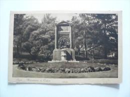 Acqui - Monumento Ai Caduti - Viaggiata - Alessandria
