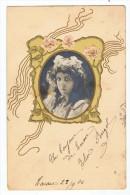Un Bonjour  De Tarare    1906  Photographie - Photographie