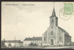Cpa Beauwelz  1908 - Momignies