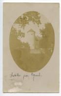 Carte Photo Château De Sadillac Par Eymet - Autres Communes