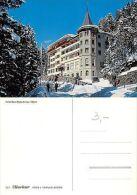 Kt. Graubünden - Hotel Des Alpes Arosa ANIMIERT MIT AUTO (S-L 175) - GR Grisons