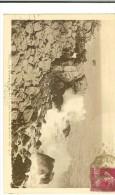 773.A.Bruel- Le Croisic, Les Brisants De La Grande Côte, Semeuse Magenta 20c - Le Croisic
