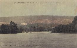 Mantes La Jolie (78) - Les Moussets Et Les Bords De La Seine - France