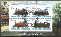 Burundi & Classic Trains 2010 (9) - Eisenbahnen