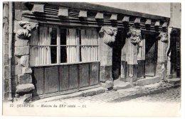 Cpa    Quimper  Maison Du XVIè Siècle    TBE - Quimper