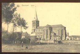Cpa Bernissart   église - Bernissart