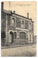 Cpa: 53 COSSE LE VIVIEN (ar. Château Gontier) Hôtel Des Postes 1923 - Altri Comuni