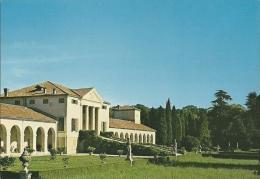 FANZOLO  VEDELAGO  TREVISO  Visione Con Giardino Di Villa Emo  Architetto A. Palladio - Treviso