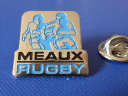 Pin´s Rugby - Meaux (PJ64) - Rugby