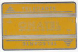 BURUNDI ONATEL 240U UT JAUNE YELLOW 1990 N° 001B.....