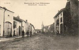 D54  BICQUELEY  La Grande Rue - Toul