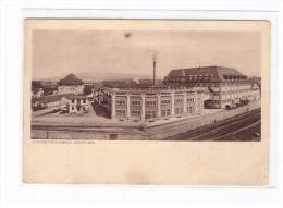 Lenzburg - Conservenfabrik - AG Argovie