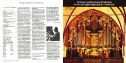 Die Wagnerorgel Im Dom Zu Brandenburg. By Werner Jacob, 1977 - Music & Instruments