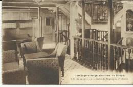 SS Albertville Salle De Musique 1e Classe  (3106) - Antwerpen