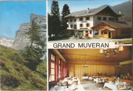 OVRONNAZ HOTEL  DU GRAND MUVERAN - VS Valais