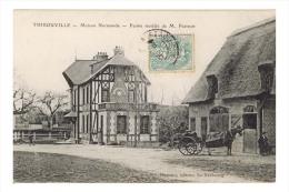 D 27 - THIBOUVILLE - Ferme Moèle De M. PARISSOT        -  MA 1501 - Other Municipalities