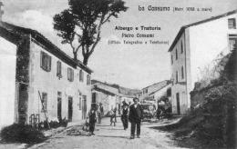 La Consuma Fraz. Di Pelago  (Firenze) - Albergo E Trattoria Pietro Consumi (Ufficio Telegrafico E Telefonico) - Firenze (Florence)