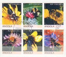 Angola & HoneyBees (24) - Abeilles