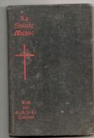 La Sainte Messe -  10 Januarii 1899 - Religion
