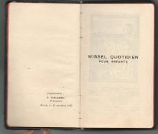 Missel Quotidien - Pour Enfants - 13 Octobre 1942 - Religion