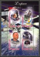 Tchad 2013 - Astronautes, Satelites, Appolo 11 - BF Neufs // Mnh - Tschad (1960-...)