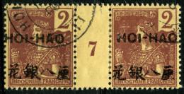 Hoi-Hao (1906) Millesime 7 N 33 (o) - Oblitérés