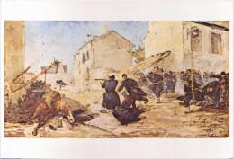 L'Infanterie De Marine à Bazeilles 1870 - Tableau De Sergent - Other Wars