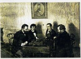 Chess Tournament In Saint Petersburg 1895 Chigorin - Stejnitz - Scacchi