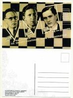 Hague  Moscow 1948 CHESS Match  - Tournament  Botvinnik Smislov Keres - Chess