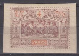 Obock 1894 Yvert#49 Mint Hinged - Unused Stamps