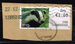 Irland ATM 2014, Michel# AT 59 O - Viñetas De Franqueo (Frama)